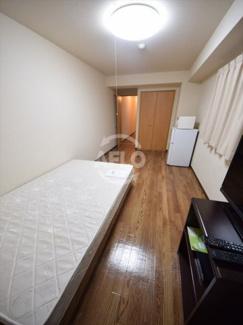 エスペランサ谷町 寝室