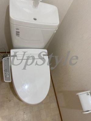 【トイレ】カーサ西巣鴨