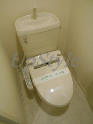 【トイレ】ベルウッド