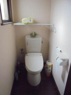 【トイレ】上玉里 3,000万円