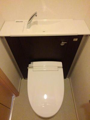 【トイレ】ヴィオーラ中町