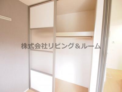 【収納】パークヒル・B棟