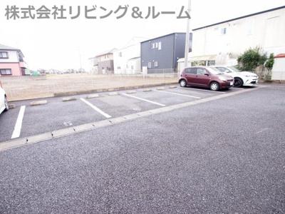 【駐車場】パークヒル・B棟