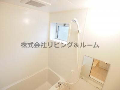 【浴室】パークヒル・B棟