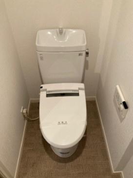 【トイレ】リージア西新宿