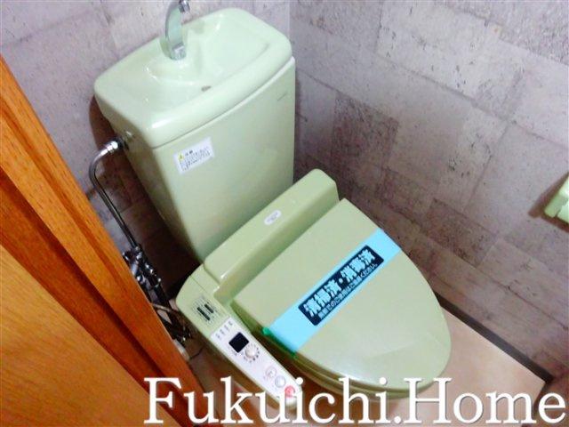 【トイレ】ガラシティ幡ヶ谷