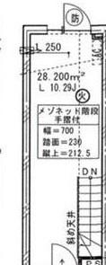 【居間・リビング】DEAR ECLASS NISHIAZABU(ディア エクラス ニシアザブ)