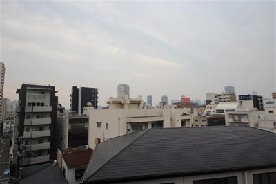 【展望】レジデンス福島Ⅱ
