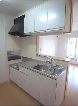 【キッチン】アルバシエロⅦ