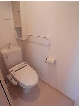 【トイレ】アルバシエロⅦ