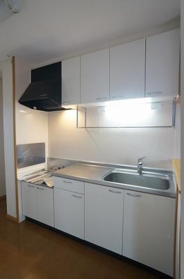 【キッチン】グランドハウスMMⅠ