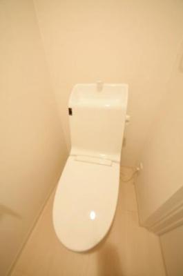 【トイレ】サングランデ南大井