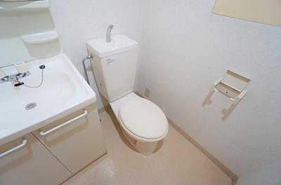 【トイレ】FKマンション