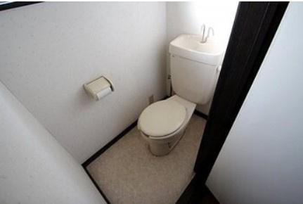 トイレも気になるポイント~1階と2階に2ヶ所に設置