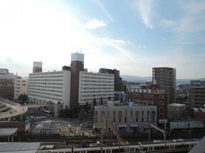 【展望】プレサンスグラン茨木駅前