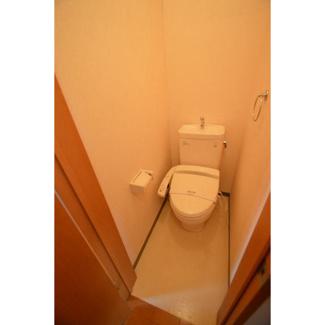 【トイレ】カーサソラーレB
