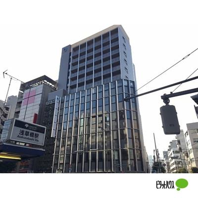 【外観】ヒューリック浅草橋江戸通