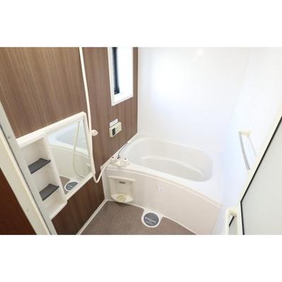 【浴室】サンヴィレッジ B棟