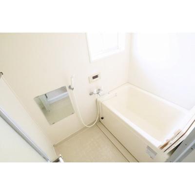 【浴室】富竹ハイツ B棟