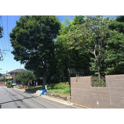 公園「関町北緑地まで336m」