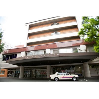 病院「日医科大武蔵小杉病院まで289m」日医大武蔵小杉病院