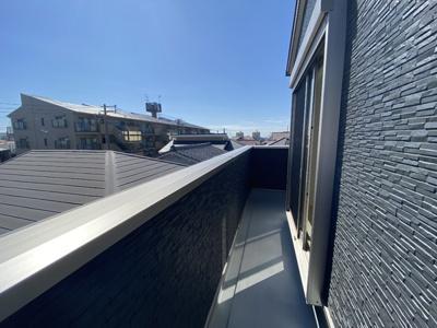 【バルコニー】神戸市垂水区星陵台2丁目 新築戸建