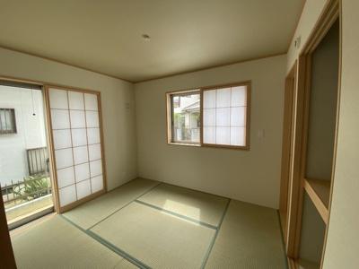 【和室】神戸市垂水区西脇 新築戸建