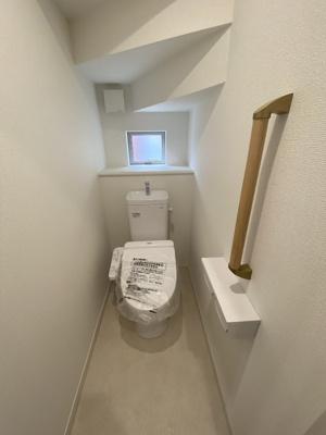 【トイレ】神戸市垂水区西脇 新築戸建