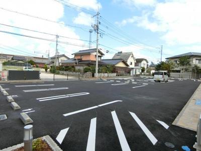 【駐車場】シーサイド TOMIMASU