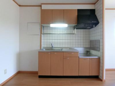 【キッチン】ウエストサンA