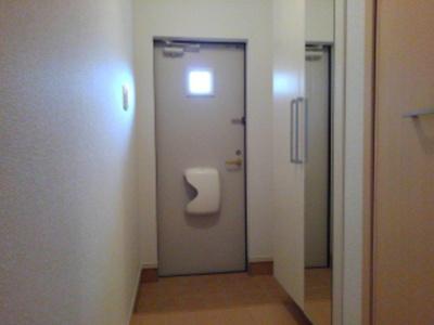 【玄関】マーガレットハウス