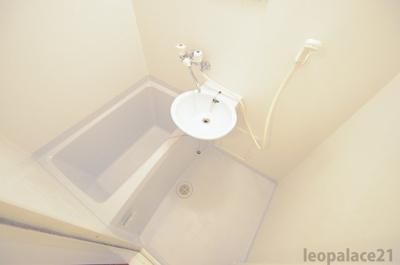 【浴室】レオパレスパストラーレ
