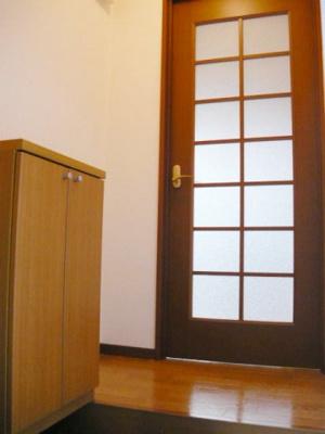 【玄関】ブレスイングビレッジ