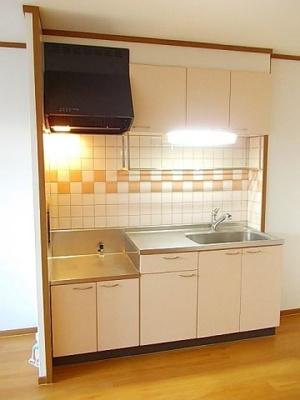 【キッチン】ボヌールタカナオ