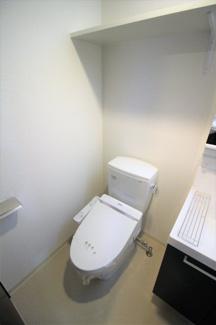 【トイレ】エステムコート神戸ハーバーランド前Ⅳピクシス