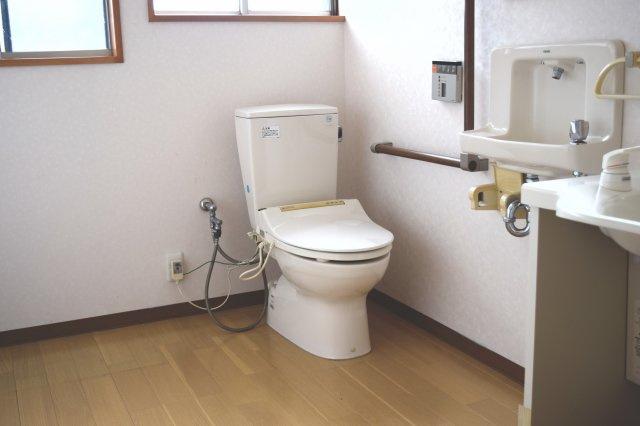 【トイレ】旗ヶ崎3丁目 借家