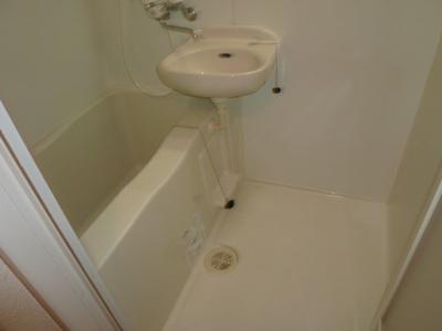 【浴室】レオパレス茶ノ木