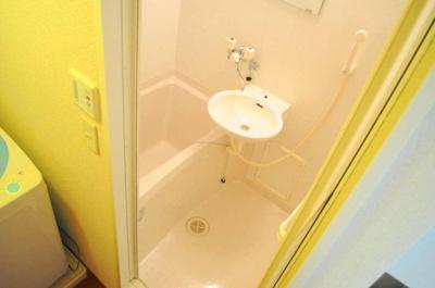 【浴室】レオパレスみたき