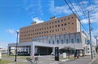 滝川市立病院まで750m