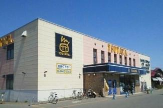 TSUTAYA滝川店まで600m
