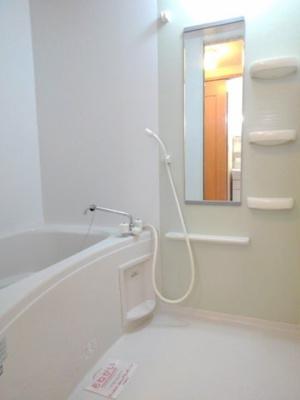 【浴室】トウメイ・ビュー
