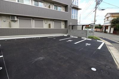 【駐車場】セジュール福田
