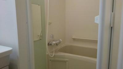 【浴室】クレイノアビタシオンシグマ