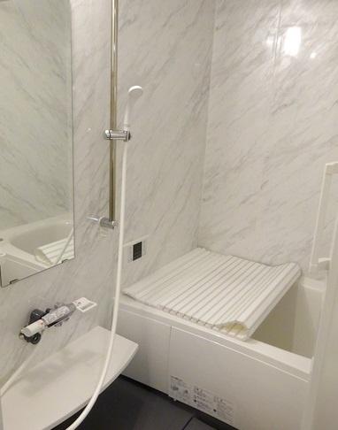 【浴室】ヴィルヌーブ南越谷B号棟