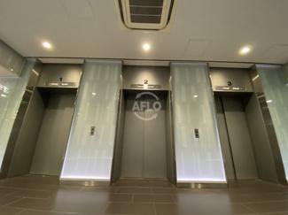 三共梅田ビル エレベーター