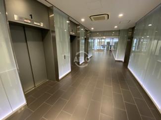 三共梅田ビル エレベーターホール