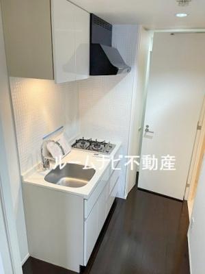 【キッチン】ラグジュアリーアパートメント赤羽西#02