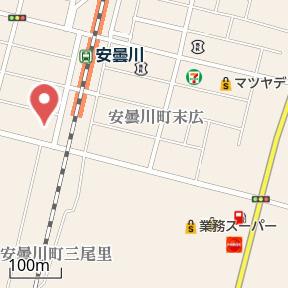 【地図】ル フィオーレ