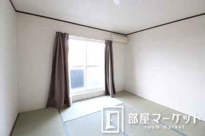 【寝室】ハイツKTY II