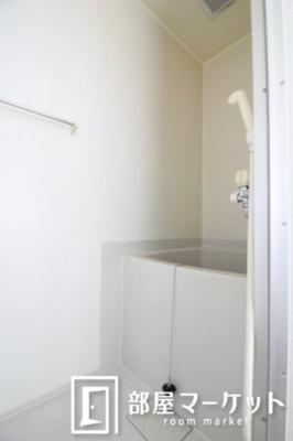 【浴室】ハイツKTY II